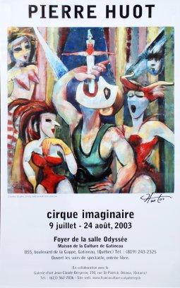 Cirque imaginaire (Maison de la Culture)