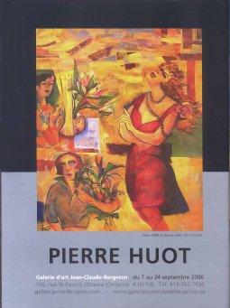 Vie des arts de Pierre Huot