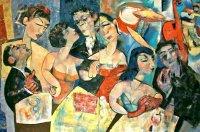 Figurative paintings / Tableaux figurative by Pierre huot